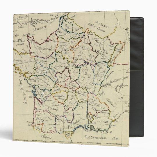 France provinces binder