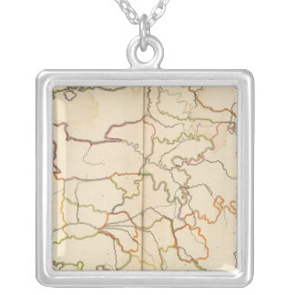 France Reivers Outline Custom Necklace