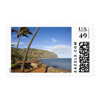 France, Reunion Island, St-Denis, view of La Stamp