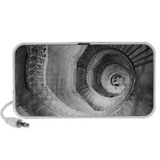 FRANCE, Rhone Valley, LYON: Traboule Staircase iPod Speaker