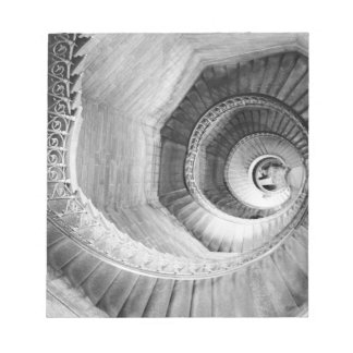 FRANCE, Rhone Valley, LYON: Traboule Staircase Notepad
