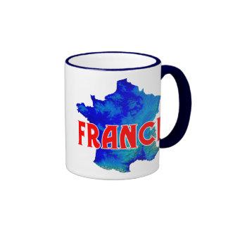 France Ringer Mug