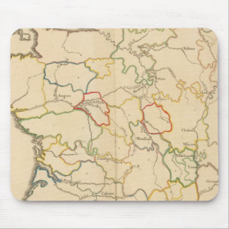 France Rivers Mouse Pads