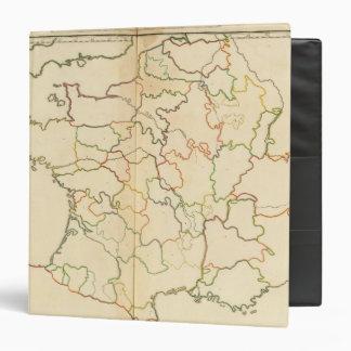 France Rivers Outline Binder