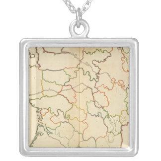 France Rivers Outline Necklace