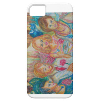 France - scenery of family - after the party iPhone SE/5/5s case
