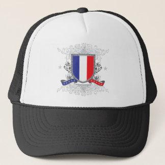 France Shield Trucker Hat