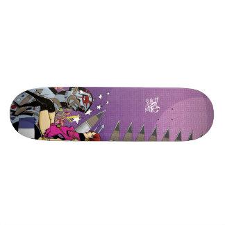 France Skate Deck