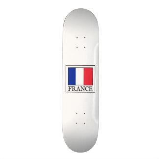 France Skateboard Deck