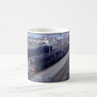 France, SNCF 2-8-2 #141-C-23_Trains of the World Coffee Mug