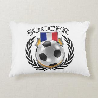 France Soccer 2016 Fan Gear Accent Pillow