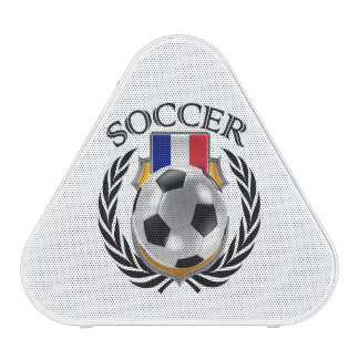 France Soccer 2016 Fan Gear Bluetooth Speaker