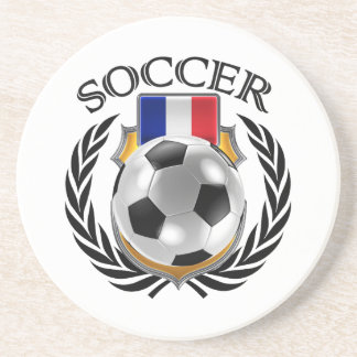 France Soccer 2016 Fan Gear Coaster