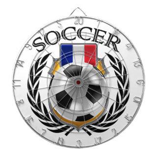 France Soccer 2016 Fan Gear Dartboard