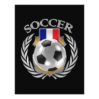 France Soccer 2016 Fan Gear Flyer