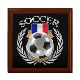 France Soccer 2016 Fan Gear Keepsake Box