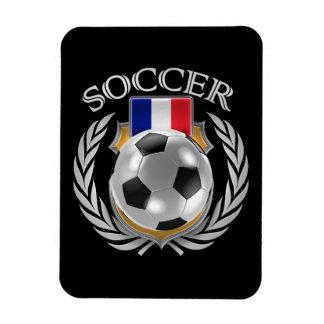 France Soccer 2016 Fan Gear Magnet