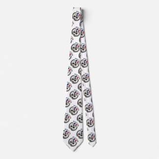 France Soccer 2016 Fan Gear Neck Tie