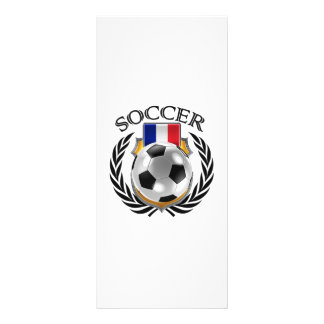 France Soccer 2016 Fan Gear Rack Card