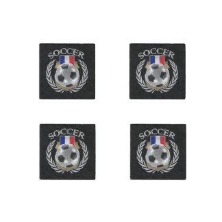 France Soccer 2016 Fan Gear Stone Magnet