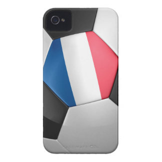 France Soccer Ball iPhone 4 Cover