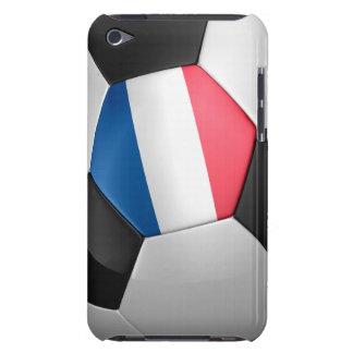 France Soccer Ball iPod Case-Mate Case
