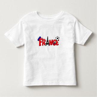 France Soccer - Brazil 2014 Euro 2012 Football Toddler T-shirt