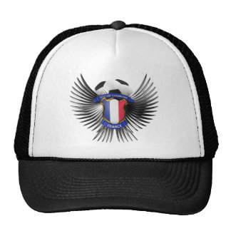France Soccer Champions Mesh Hat