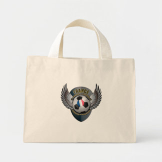 France Soccer Crest Mini Tote Bag