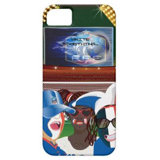 France  Soccer Football Fan iPhone 5 Case
