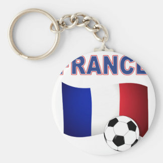 france soccer football world cup 2010 keychain