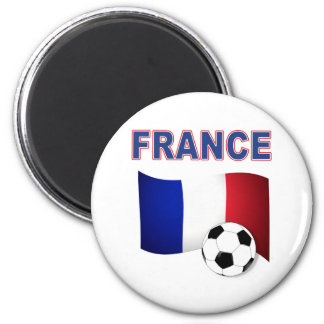 france soccer football world cup 2010 magnet