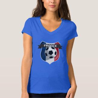 France Soccer Futbol T-Shirt