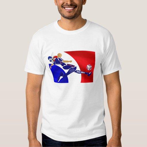 France Soccer Les Bleus 2010 T-Shirt