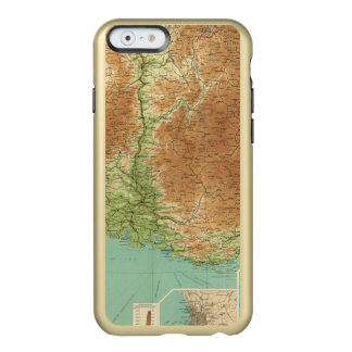 France southeastern section Corsica Marseille Incipio Feather Shine iPhone 6 Case