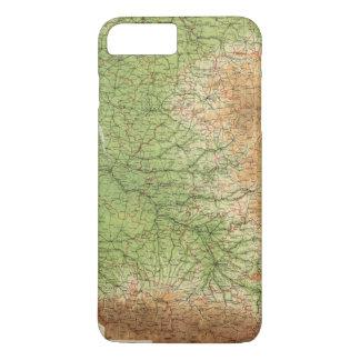 France southwestern section Bordeaux iPhone 8 Plus/7 Plus Case