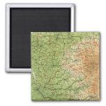 France southwestern section Bordeaux Refrigerator Magnets