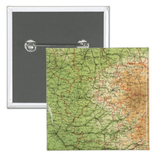 France southwestern section Bordeaux Pinback Button