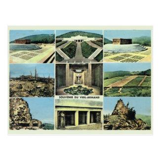 France, Souvenir de Vieil Armand Postcard