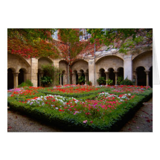 France, St. Remy de Provence, cloisters at 2 Card
