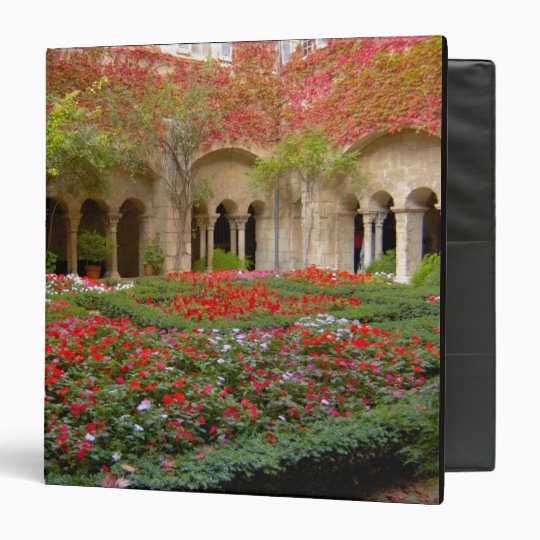 France, St. Remy de Provence, cloisters at 3 3 Ring Binder