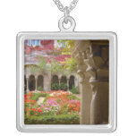 France, St. Remy de Provence, cloisters at Personalized Necklace