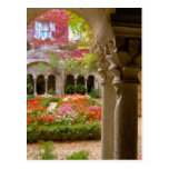 France, St. Remy de Provence, cloisters at Postcard
