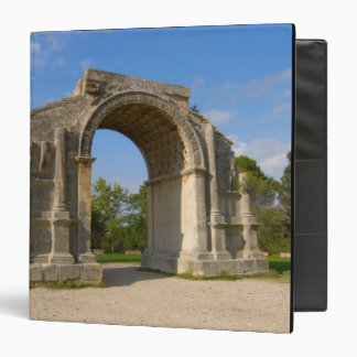 France, St. Remy de Provence, Triumphal Arch 3 Ring Binder