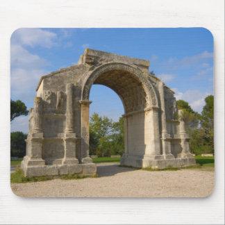 France, St. Remy de Provence, Triumphal Arch Mouse Pad