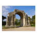 France, St. Remy de Provence, Triumphal Arch Postcard