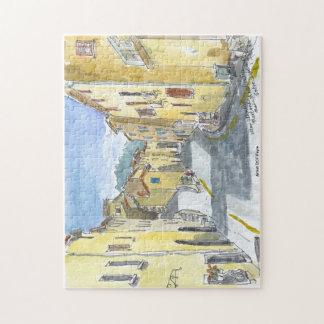 France Streetscape Puzzle