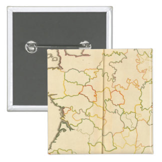 France Subdivisions Outline Buttons