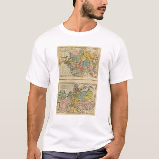 France, Switzerland, Germany T-Shirt