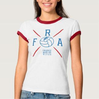 France T-shirt ladies